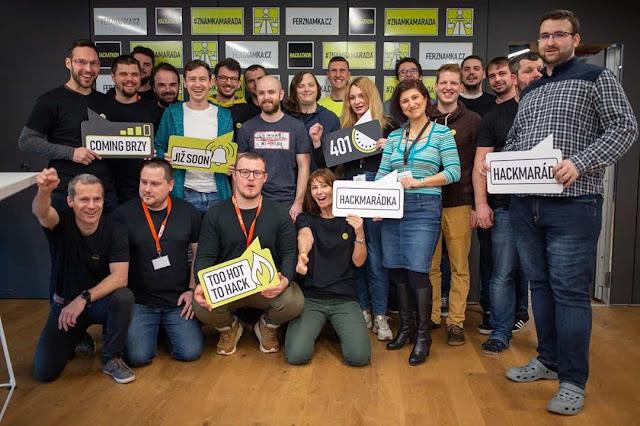 Num fim de semana programadores Checos desenvolveram sistema gratuito que o governo iria gastar 16 milhões!