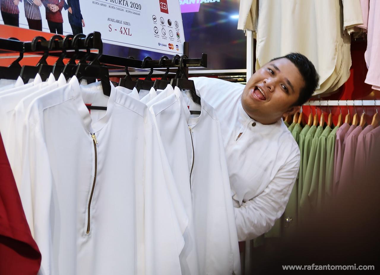 Baju Kurta Plus Size sehingga 4XL Di Cirgaro Apparel