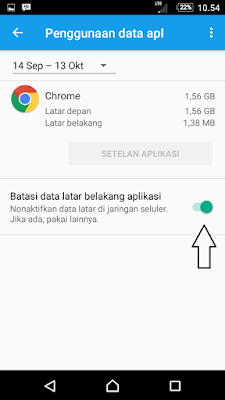 Cara Menghemat Kuota Android