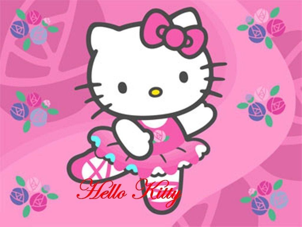Download Wallpaper Desktop Hello Kitty