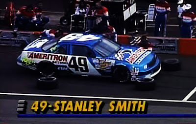 Stanley Smith #49 Ameritron Racing Champions Interstate 1/64 NASCAR diecast blog