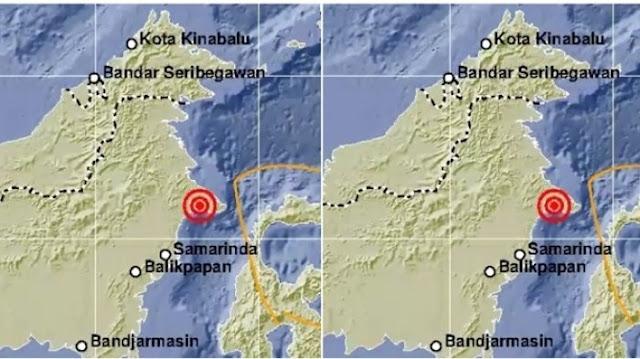 BMKG Ungkap Catatan Sejarah dan Potensi Gempa-Tsunami di Kaltim