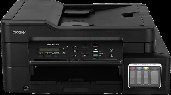 Conoce la nueva impresora multifuncional InkBenefit Tank de Brother