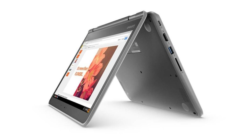 Awesome! This $279 Lenovo Flex 11 is a 2-in-1 flippable Chromebook that lets you use it both as laptop and tablet