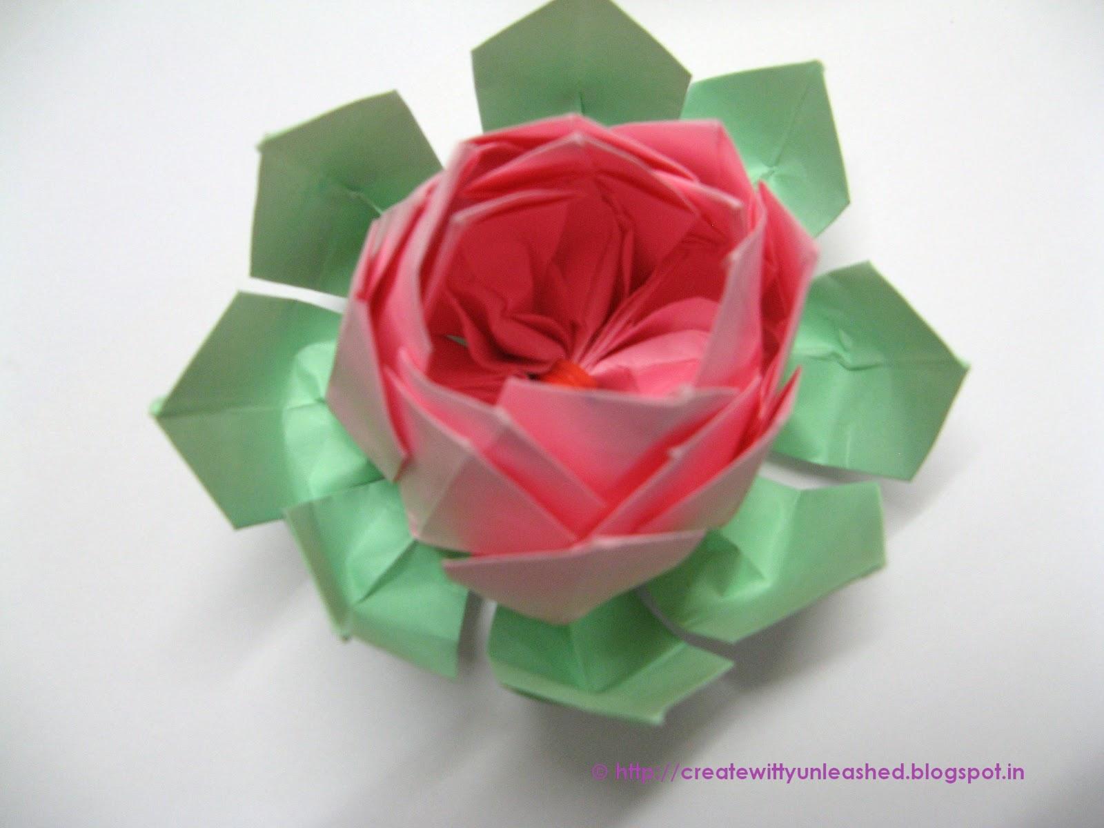 Oriland Origami Magic Star | | 1200x1600