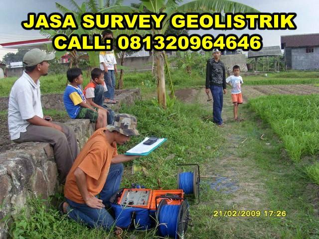 JASA SURVEY GEOLISTRIK