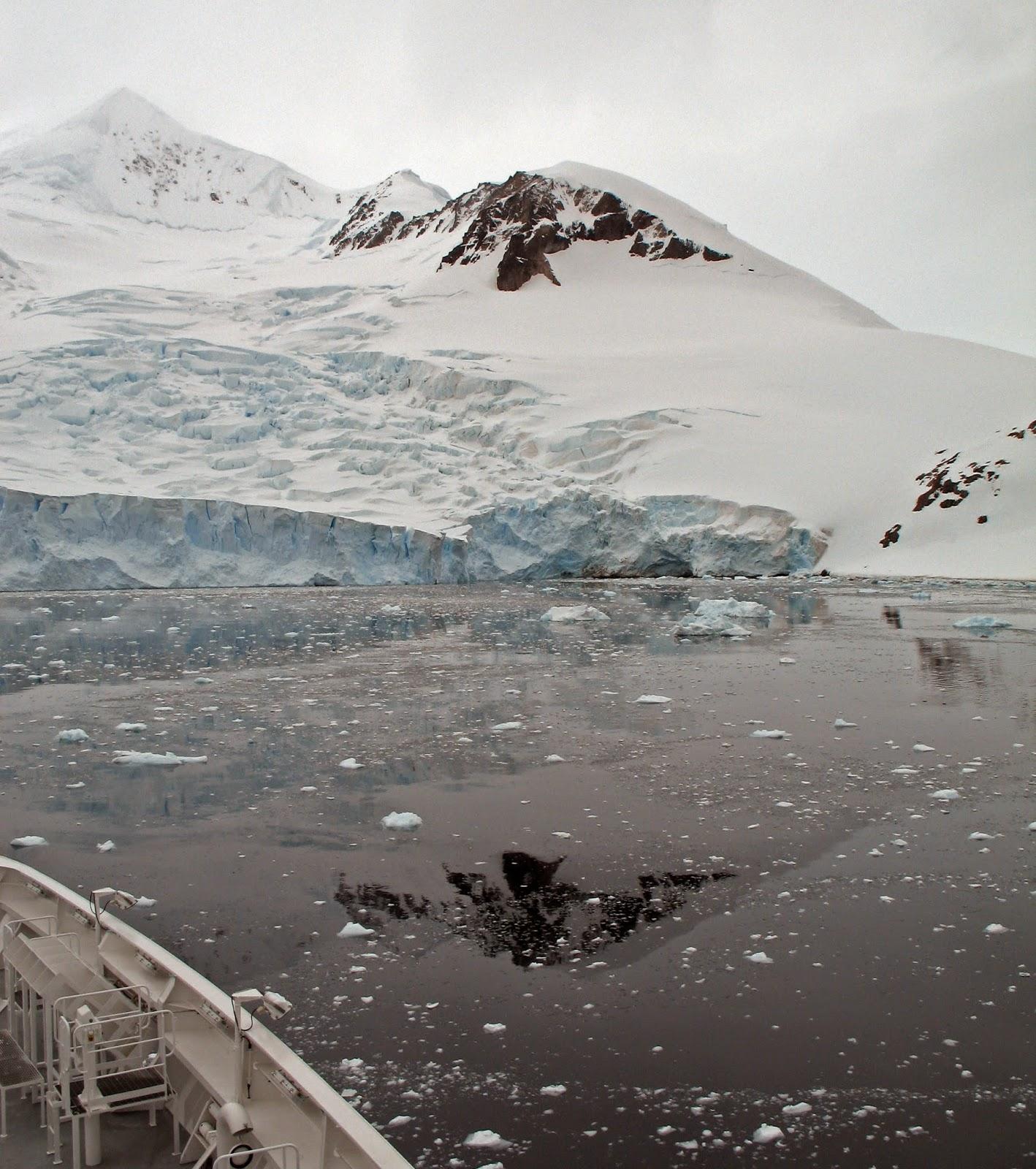 Neko - continent  Antarctique