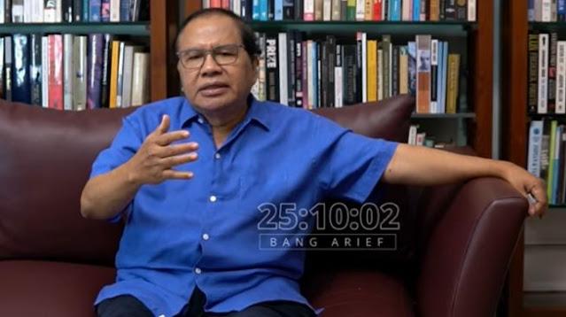 Rizal Ramli: Pemerintah Pakai Sinovac yang Kualitasnya Rendah gegara Pelit sama Rakyat