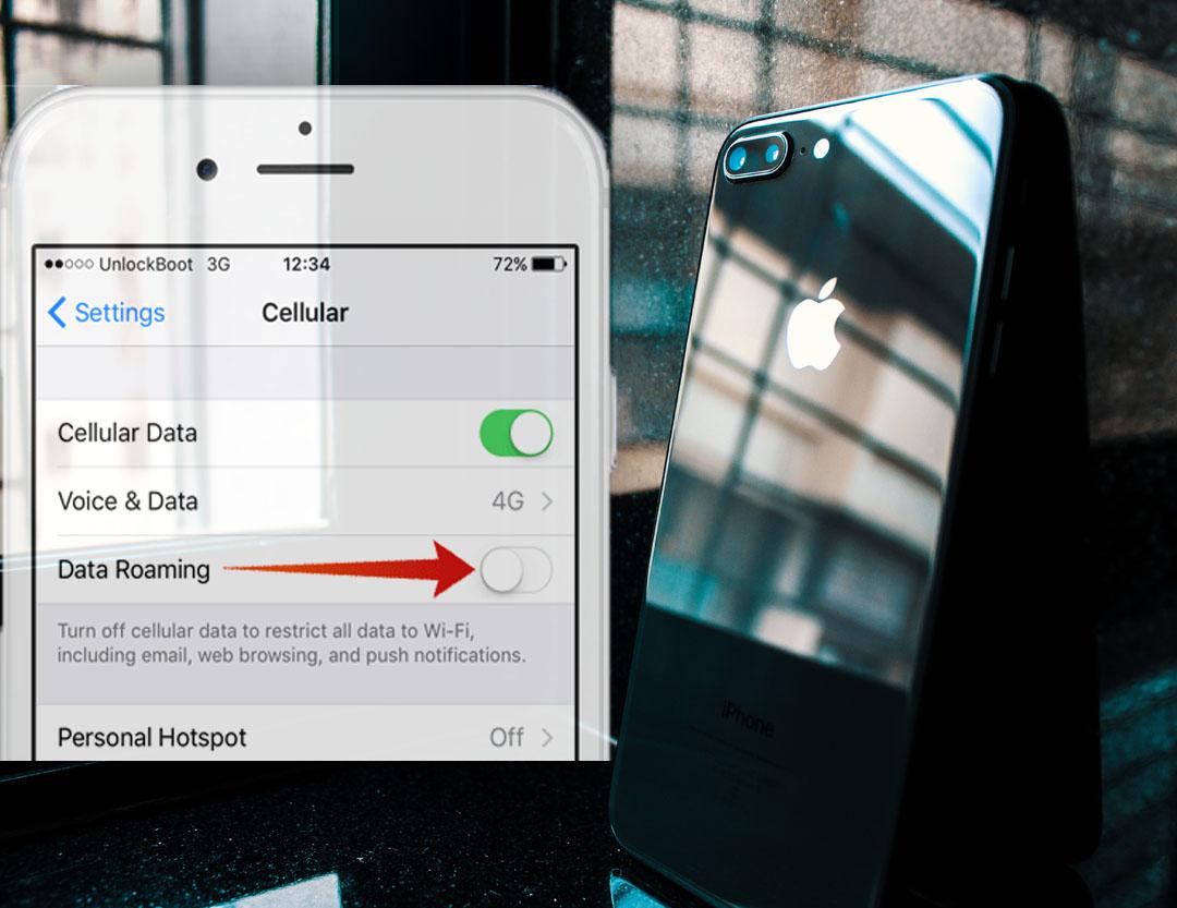 Tips Kurangkan Caj Data Roaming Antarabangsa Smartphone
