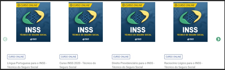 Concurso INSS 2020