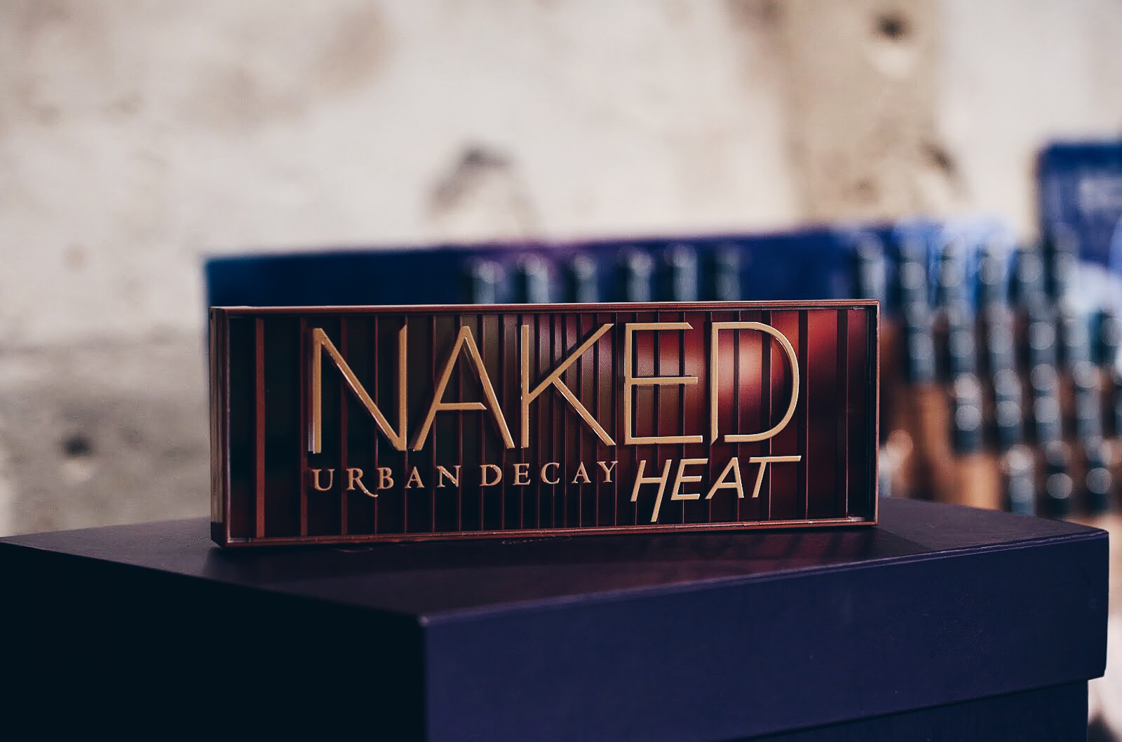 urban decay naked heat palette avis test