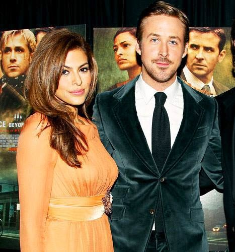 Eva Mendes pregnant with Ryan Gosling's baby!