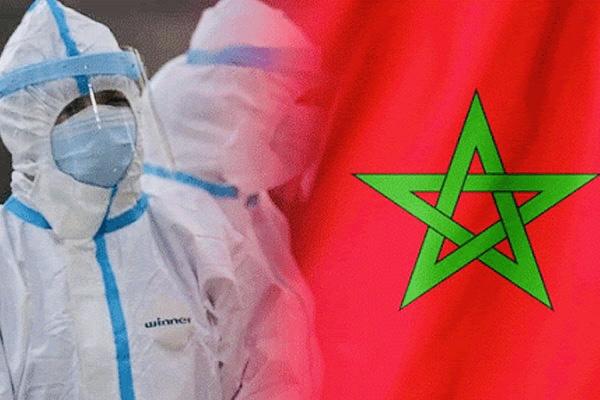المغرب :تسجيل 99 حالة إصابة جديدة مؤكدة ليرتفع العدد إلى 7532 مع تسجيل 71 حالة شفاء وحالة وفاة واحدة خلال الـ24 ساعة✍️👇👇👇