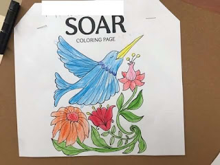 Language arts lesson using Soar written by Hillary Daecher. Compare and contrast how characters change over time. Identify the causes of the change.