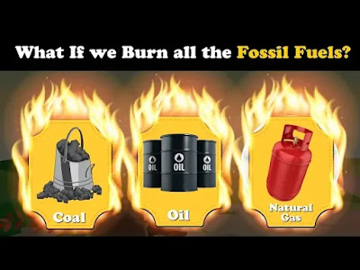 What if we Burn all the Fossil Fuels?