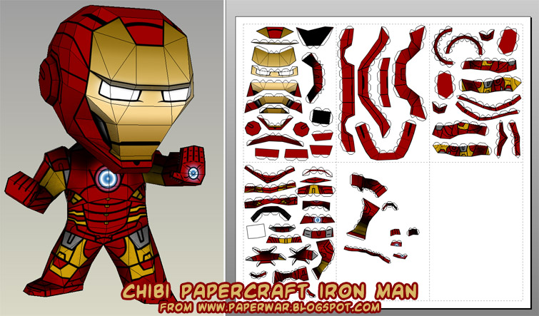 HD wallpapers iron man mask template paper