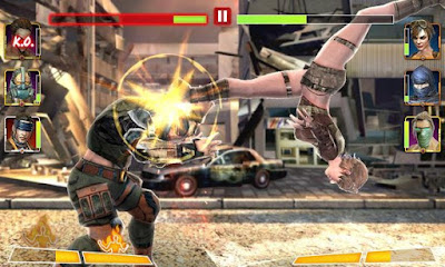 Champion Fight 3D MOD APK+Data v1.2 Original Version for Android Terbaru 2017