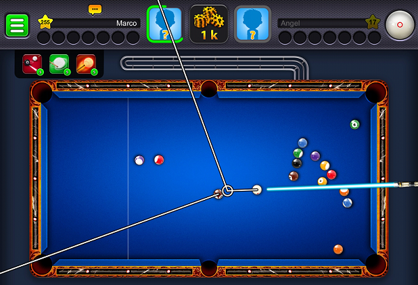 Download 8 Ball Pool MOD APK 3.1 GuideLine Trick No Root Game
