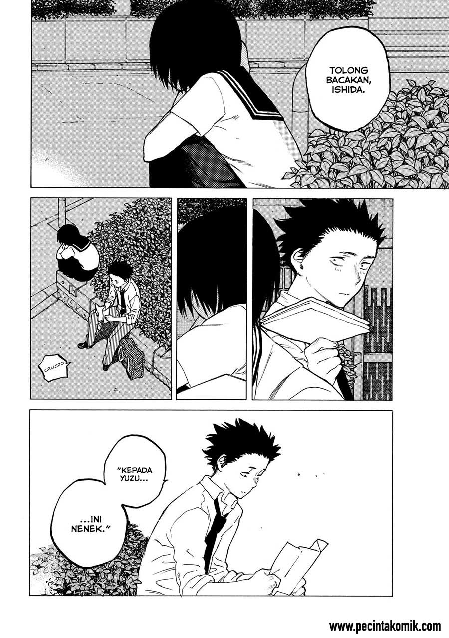 Koe no Katachi Chapter 31-11