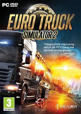 Cover Euro Truck Simulator 2 PC