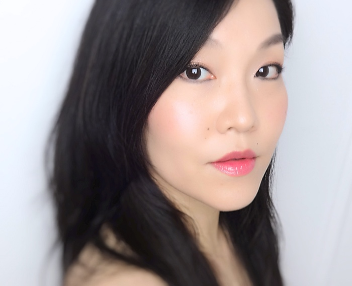 Chanel Rouge Coco Gloss Tendresse review FOTD