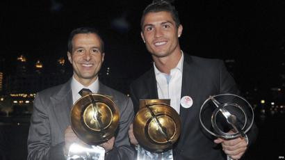 Cristiano Ronaldo And His Agent Jorge Mendes Donate €1m, Days After Providing 1,000 Masks & 200,000 Protective Gowns
