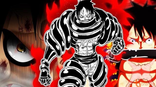 Manga One Piece 959: Kekuatan Gear 5 Luffy Muncul!?