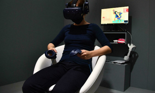 VR-Playing
