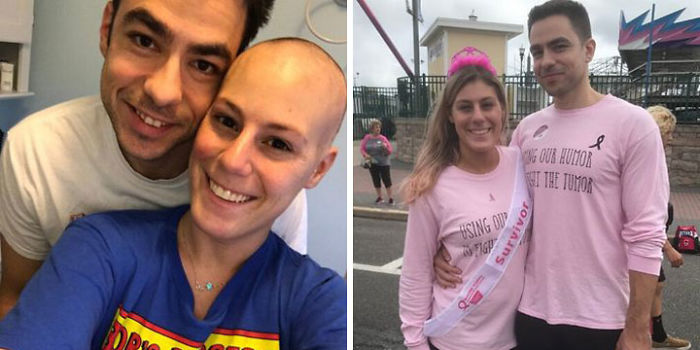 Woman Gives Her Boyfriend An 'Out' After Getting Cancer, But He Proposes Instead
