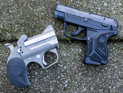 When is a .380 (or even a .22) better than a 9mm?