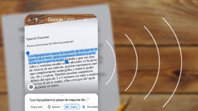 Google Lens por fin gana capacidad de copiar notas manuscritas