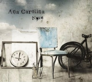 Ana Carolina lança álbum  Nove