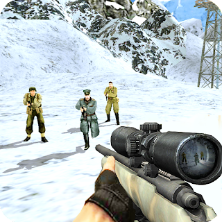 Download Mountain Sniper Shooting Mod Apk (Unlimited Money)
