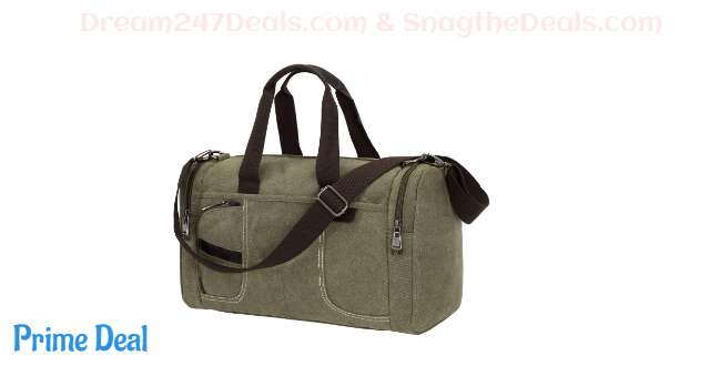 40% OFF Overnight bag for men and women