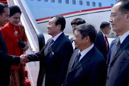 Solusi Tiket Mahal, Jokowi akan Undang Maskapai Asing Masuk Indonesia