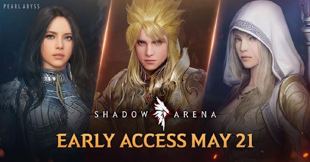 El Battle royale Shadow Arena ya tiene fecha de estreno en Steam y F2P!