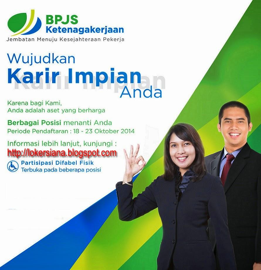 Lowongan Kerja BPJS Oktober 2014: Posisi Penata Madya Keuangan