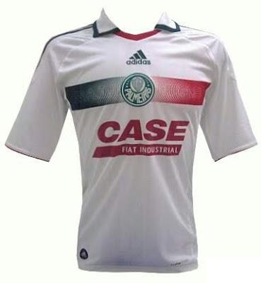 60cbcb0b61 As camisas de jogo mais aleatórias do Palmeiras - Palmeirismo