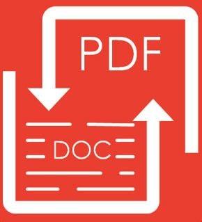 تنزيل برنامج تحويل من وورد الى pdf