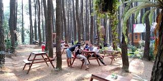 Ameera Cafe Gunung Pancar