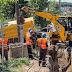В Харькове коммунальщики устраняют повреждения на водопроводных магистралях и вводах