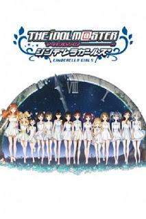 detail dan nonton trailer anime The iDOLM@STER Cinderella Girls 2nd Season (2015)