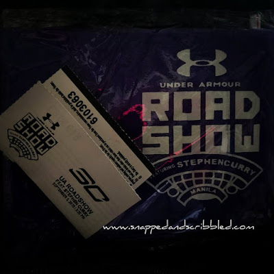 Stephen Curry Under Armour Roadshow Manila 2015