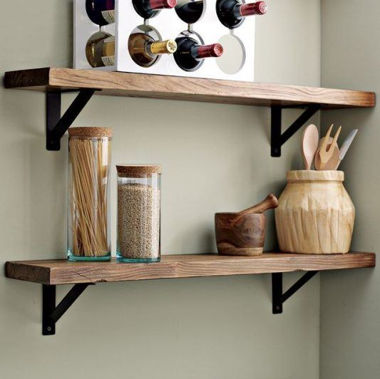 FANTASTIC DIY SHELVES FOR YOU HOME