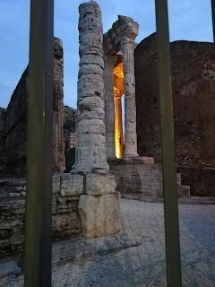 Il tempio di Vesta