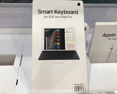 Easily type on your iPad Pro with the Apple Smart Keyboard