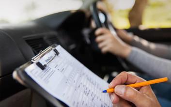 Ποιες αλλαγές έρχονται για το δίπλωμα οδήγησης - Προσωρινή άδεια μετά τις εξετάσεις