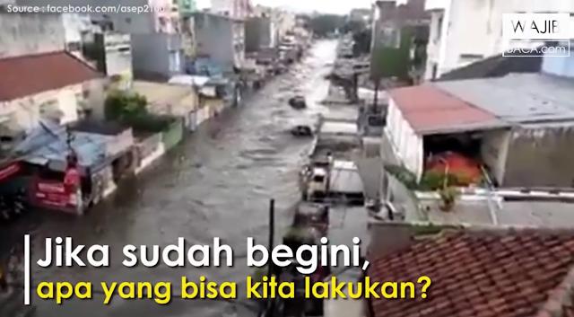 Fenomena Sejarah Banjir Bandang di Kota Bandung, Siapa yang Patut Disalahkan?