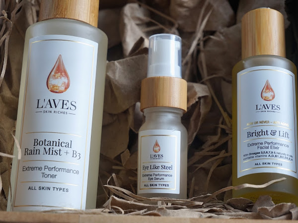 L'AVES Skincare | Toner, Serum & Elixir Review