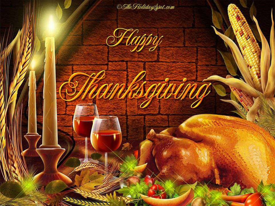 Thanksgiving Wishes Photos